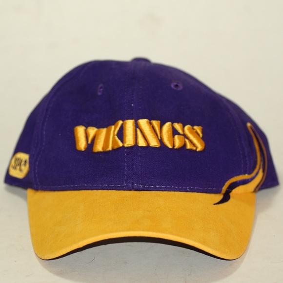 4e8290c7 SPL28 Accessories   Nfl Football Mn Vikings Rare Vintage Unworn ...
